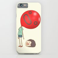 balloon iPhone & iPod Cases featuring balloon by cedricel
