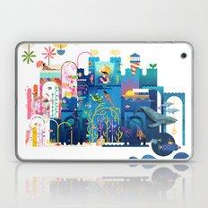 Royals (Sea) Laptop & iPad Skin