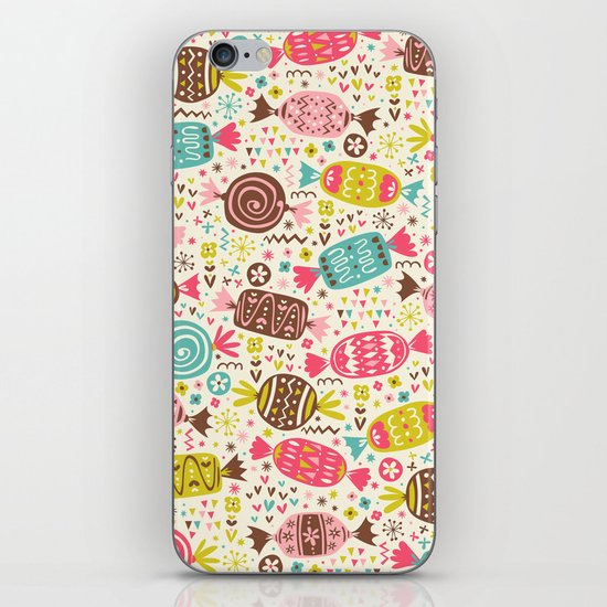 Sweeties iPhone & iPod Skin