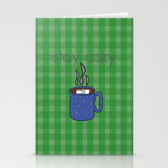 December Stationery Card