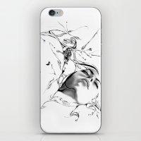 Line 1 iPhone & iPod Skin