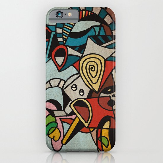 Still Life in Cubism iPhone & iPod Case