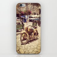 Motorcycle iPhone & iPod Skin
