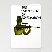 EVOLT Stationery Cards