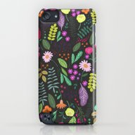Night Forest iPod touch Slim Case