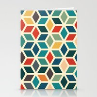 Norwegian Wood Stationery Cards
