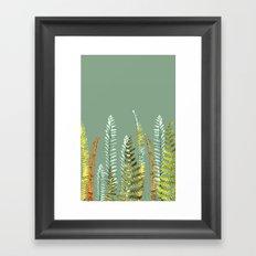 wild nature, 3d  Framed Art Print