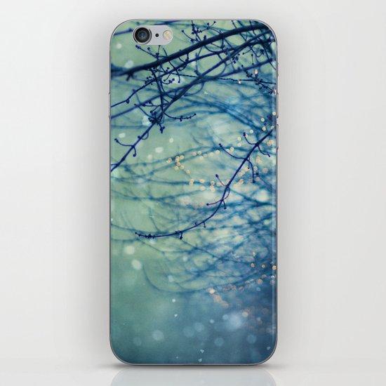 Silent Night  iPhone & iPod Skin