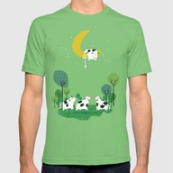 Fail Mens Fitted Tee Grass SMALL