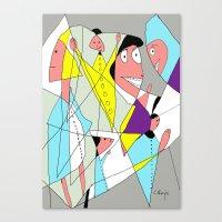 The Nurse Canvas Print
