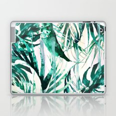 Green Tropical paradise  Laptop & iPad Skin