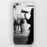 fus ro dah  iPhone & iPod Skin