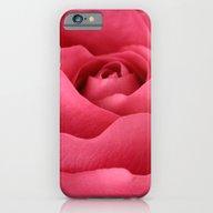 Pepto Rose iPhone 6 Slim Case