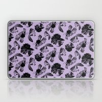 Beta Fish Lavender Laptop & iPad Skin