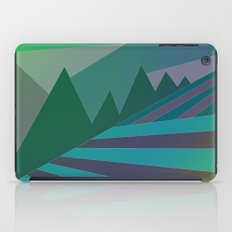Evening field iPad Case