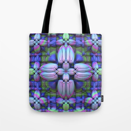 Sewing Without Thread Tote Bag