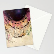 Black Hole in the Woods Stationery Cards
