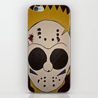 Bart Vorhees iPhone & iPod Skin