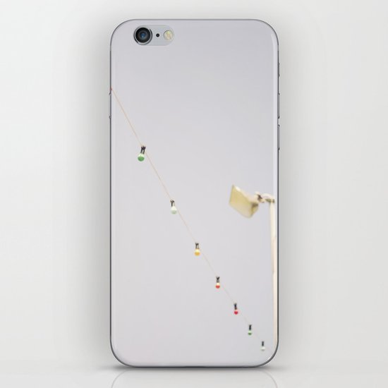 Light the way iPhone & iPod Skin
