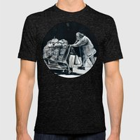 Tonight I'm Going To Be … Mens Fitted Tee Tri-Black SMALL
