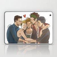 Everyone Loves Louis Laptop & iPad Skin