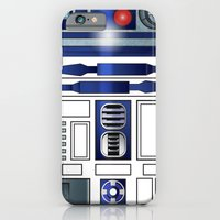 Shiny New Droid iPhone 6 Slim Case