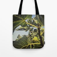 The Smell Of The Fig Tre… Tote Bag