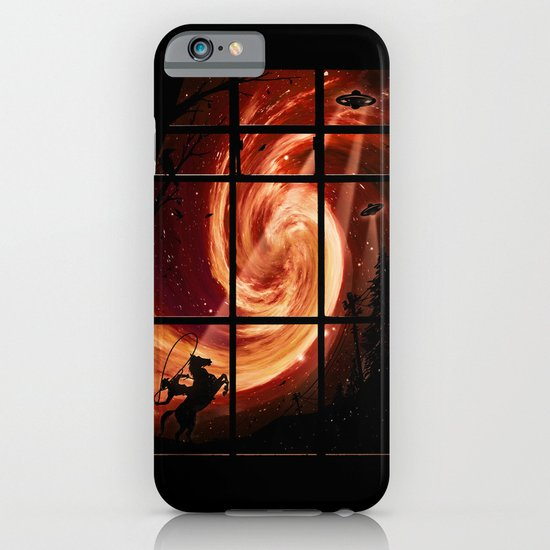 The Encounter iPhone & iPod Case