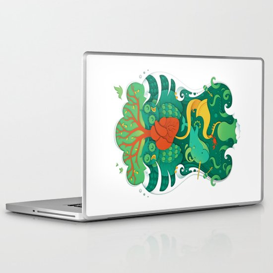 Inner Joy Laptop & iPad Skin