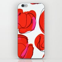 Abstract Cheetah Print iPhone & iPod Skin