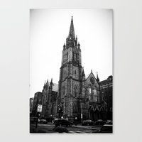 Church Of The Covenant Canvas Print