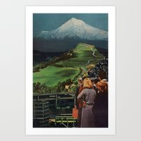 Perspectives Art Print
