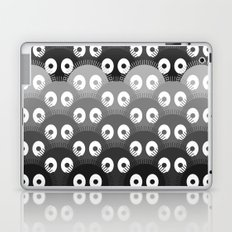 susuwatari pattern Laptop & iPad Skin