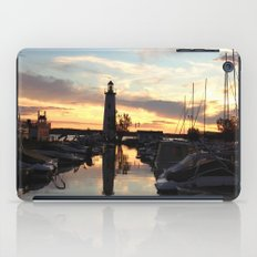 Sylvan Lake Lighthouse iPad Case