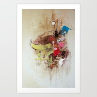 re lie able Art Print