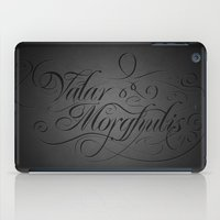 Valar Morghulis iPad Case