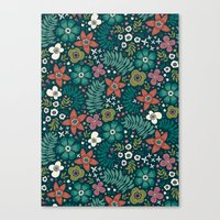 Secret Meadow Canvas Print