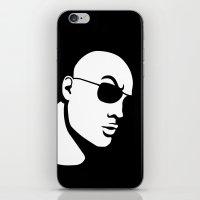 The Rock Dwayne Johnson  iPhone & iPod Skin