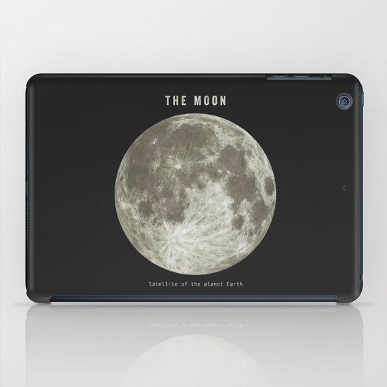 The Moon  iPad Case
