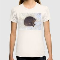 Furball Womens Fitted Tee Natural SMALL