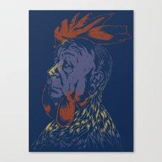 Hitch-Cock! Canvas Print