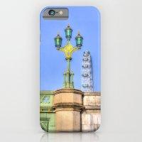 Westminster Bridge And T… iPhone 6 Slim Case