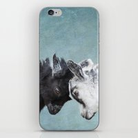 Baby Goats iPhone & iPod Skin