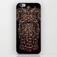 Viking Rabies iPhone & iPod Skin