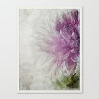 Only For A Day Canvas Print