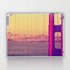 Golden Gate Into San Francisco Laptop & iPad Skin