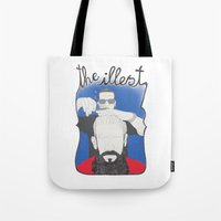 The Illest Haircut Tote Bag
