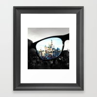 Put Your Imagination Int… Framed Art Print