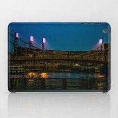 PNC Park pathways iPad Case