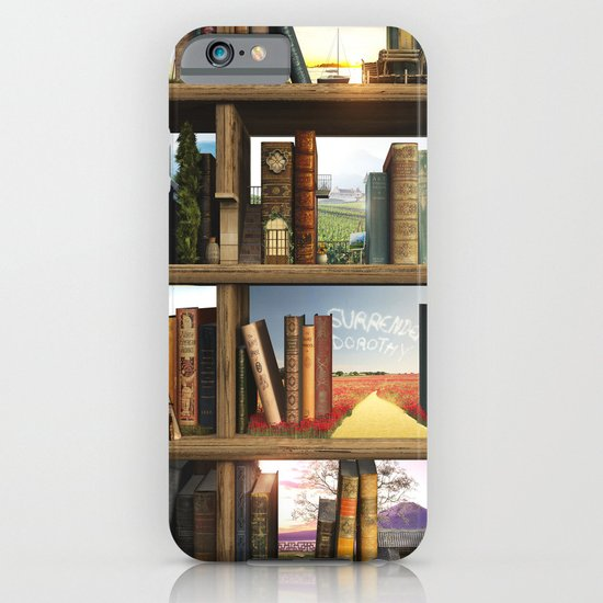 StoryWorld iPhone & iPod Case